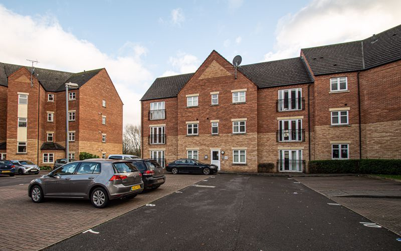 2 bed flat for sale in Alder Carr Close - Property Image 1