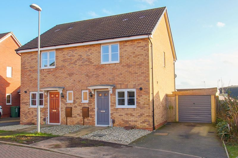 2 bed house for sale in Gretton Close 1