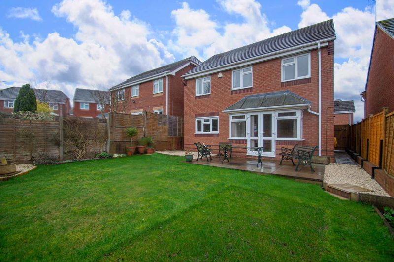 4 bed house for sale in Pennyford Close  - Property Image 15
