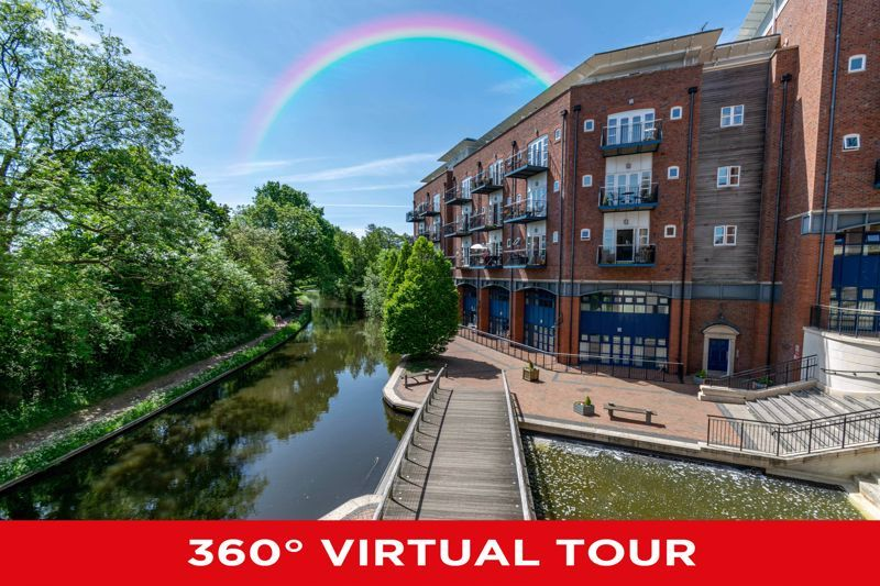 2 bed flat for sale in Waterside Heights, Waterside - Property Image 1