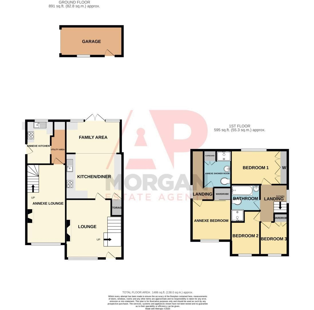 4 bed house for sale in Painswick Close - Property Floorplan