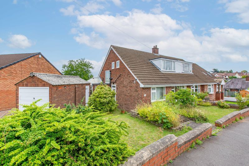 3 bed bungalow for sale in Clent View Road 1