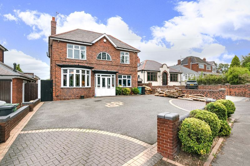 4 bed house for sale in Mucklow Hill - Property Image 1