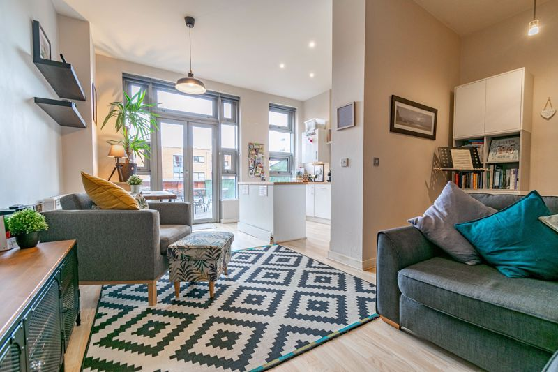 1 bed flat for sale in 87 Branston Street 3