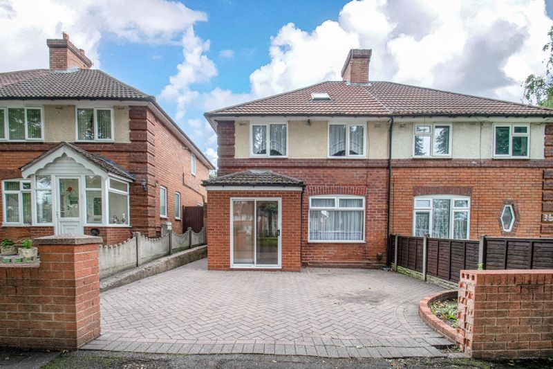 3 bed house for sale in Olton Boulevard East - Property Image 1