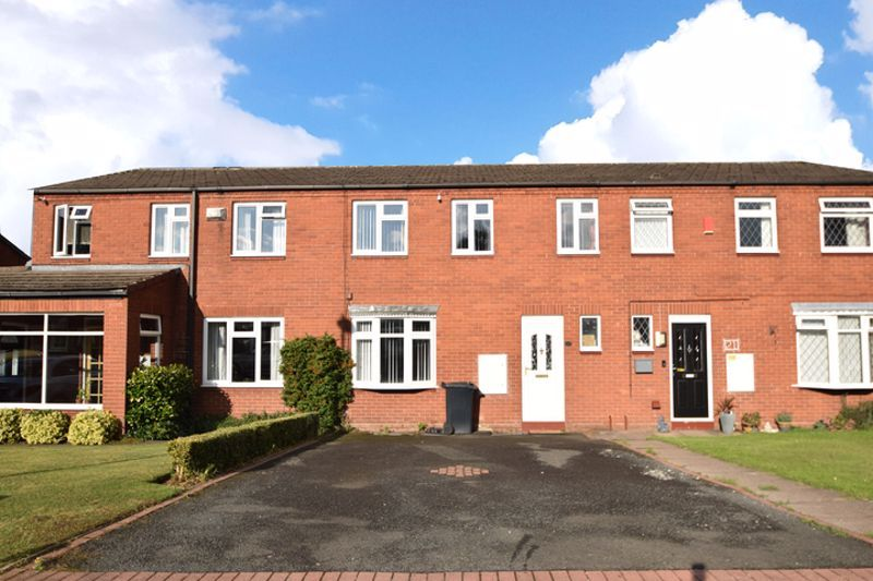 4 bed house to rent in Havergal Walk 1