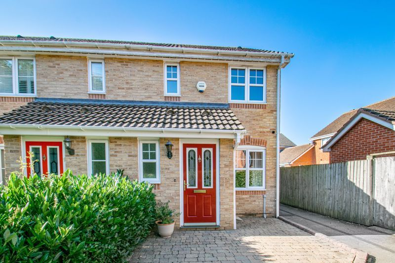 2 bed house for sale in Wheatcroft Close 1
