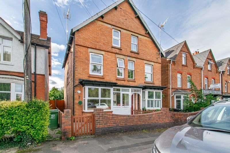 4 bed house for sale in Rectory Road - Property Image 1