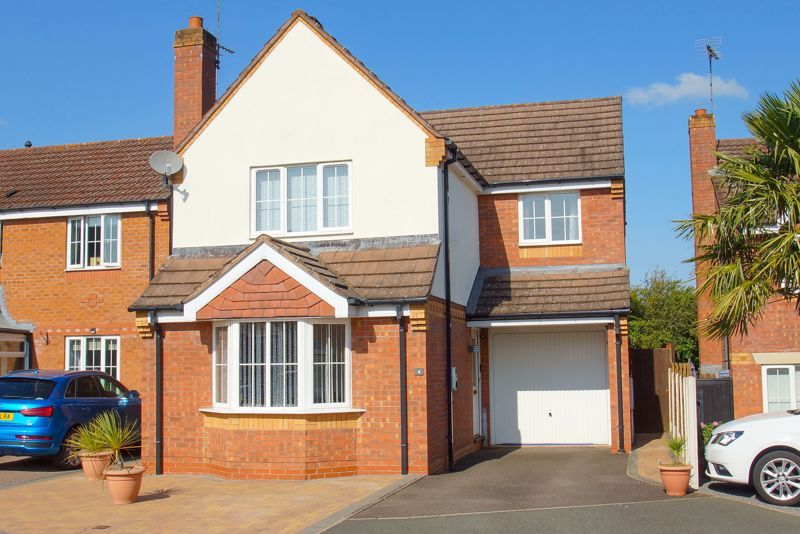 3 bed house for sale in Ticknall Close - Property Image 1