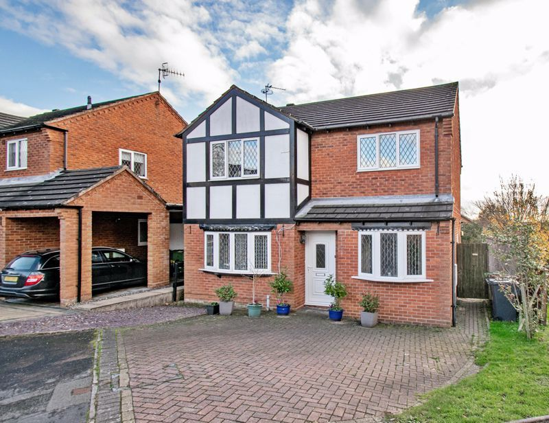 4 bed house to rent in Tythe Barn Close 1