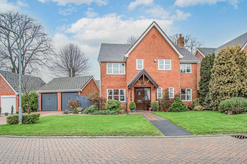 4 bed house for sale in Green Bower Drive - Property Image 1