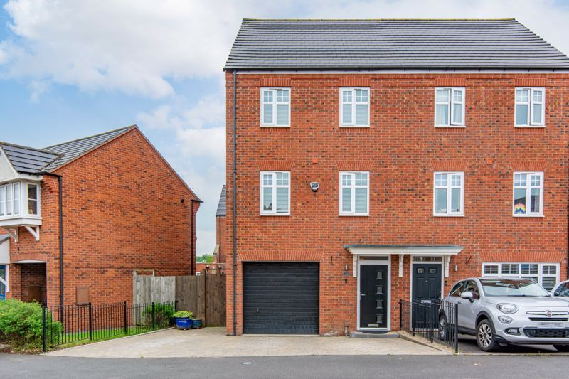 3 bed house for sale in John Corbett Drive - Property Image 1
