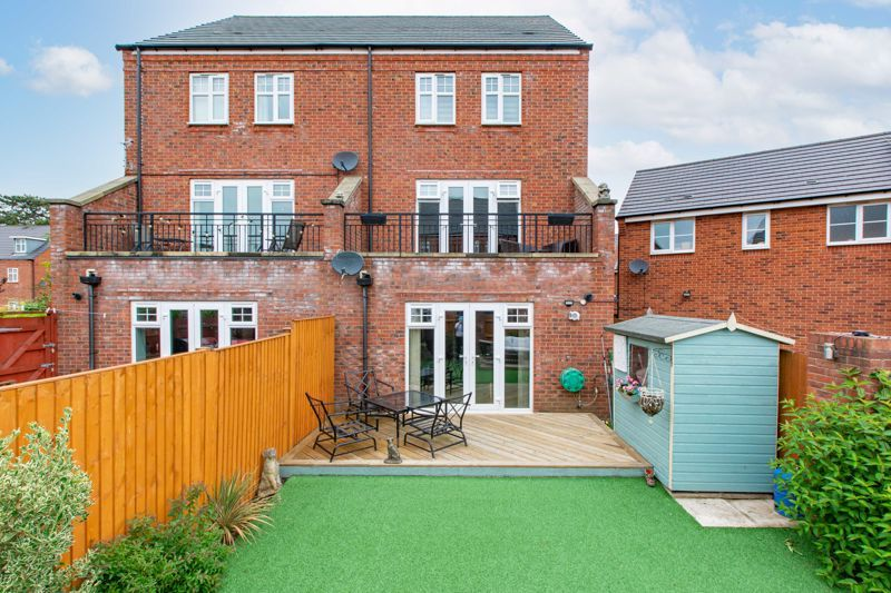 3 bed house for sale in John Corbett Drive  - Property Image 13