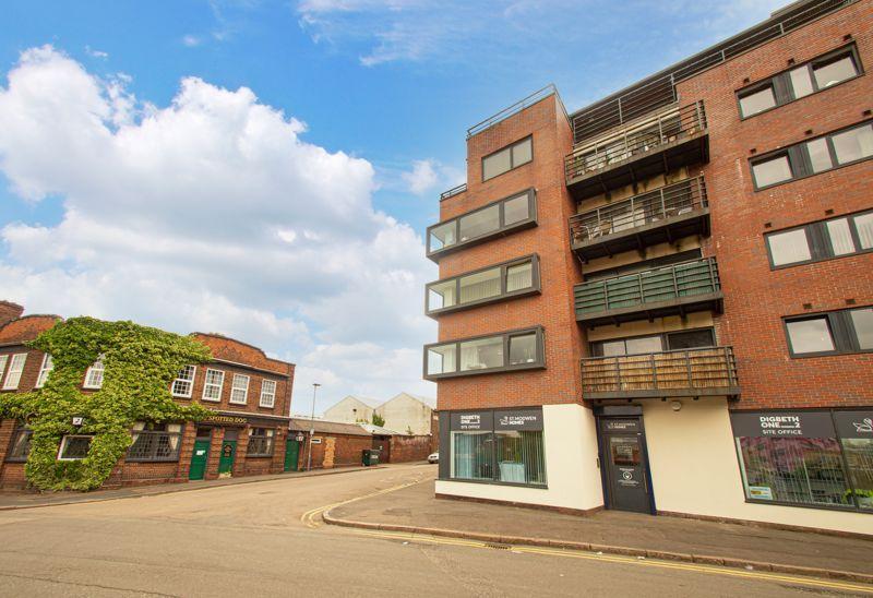 1 bed flat for sale in Warwick Street 1