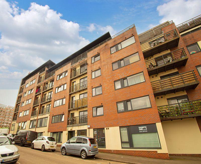 1 bed flat for sale in Warwick Street 2