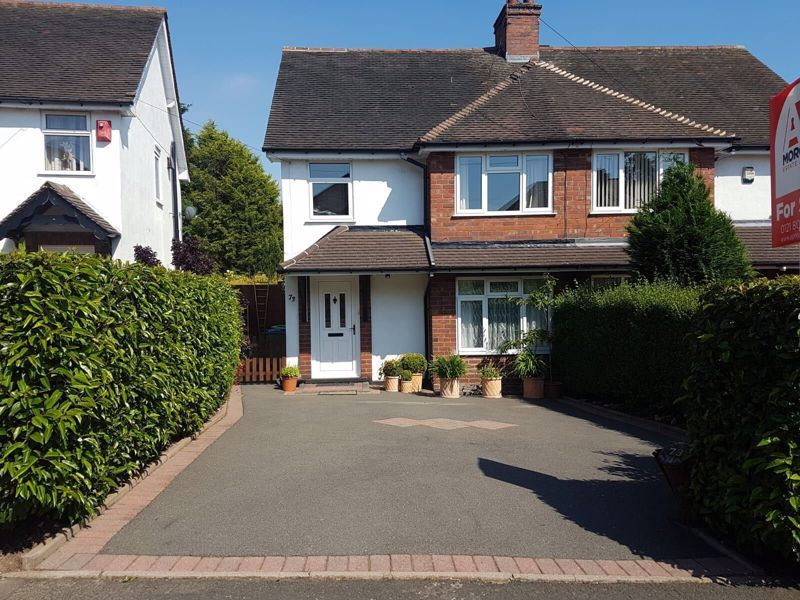 3 bed house for sale in Hill Top Road - Property Image 1
