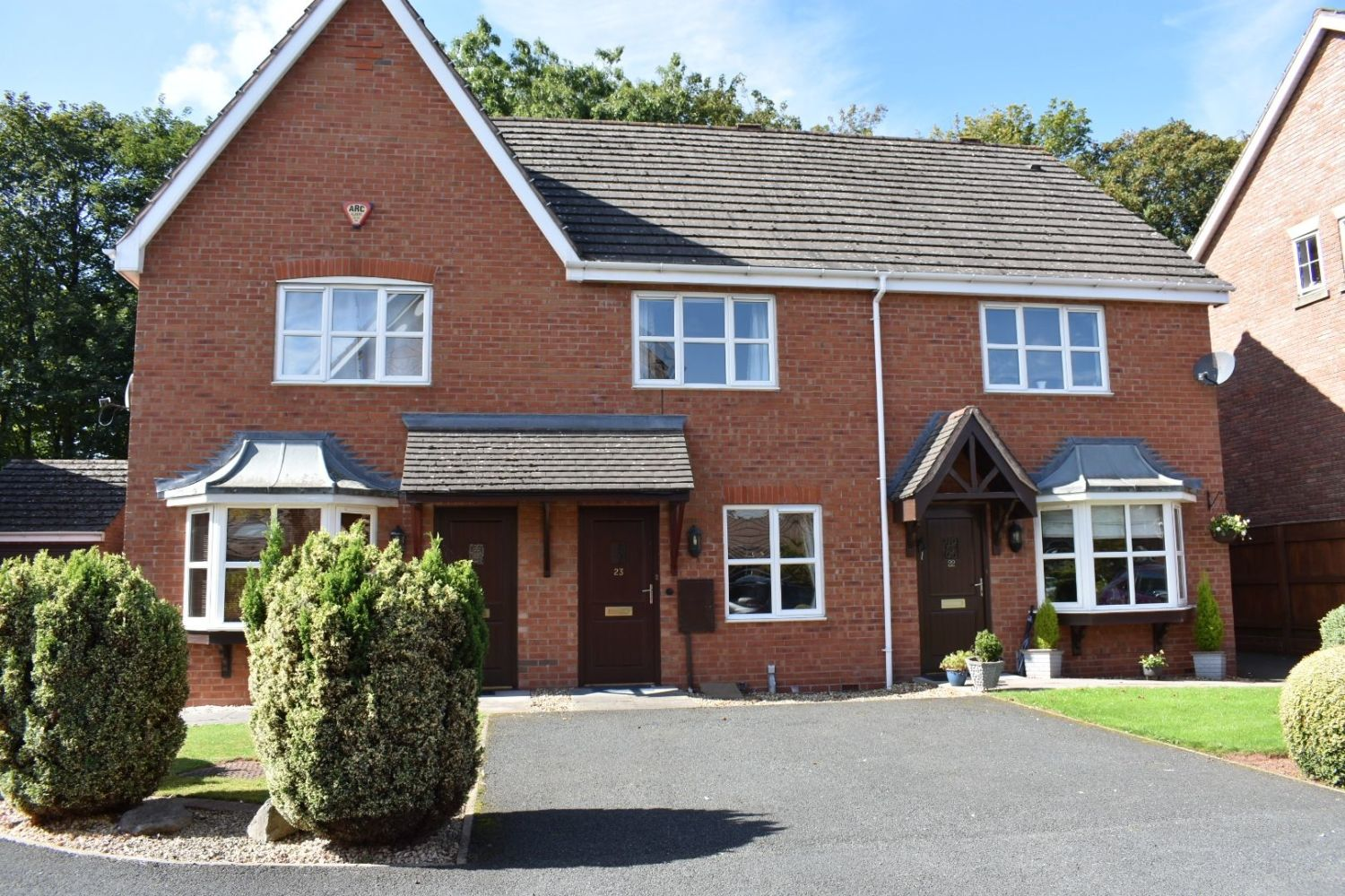 2 bed terraced for sale in Mallow Drive, Woodland Grange 1