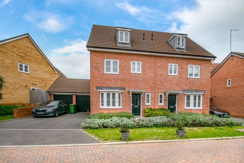 4 bed house for sale in Elrington Close 1