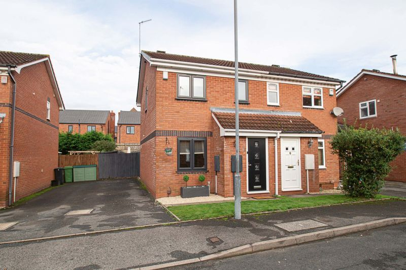2 bed house for sale in Ensall Drive 1