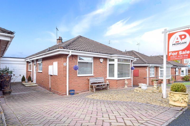 2 bed bungalow for sale in Snowshill Close - Property Image 1