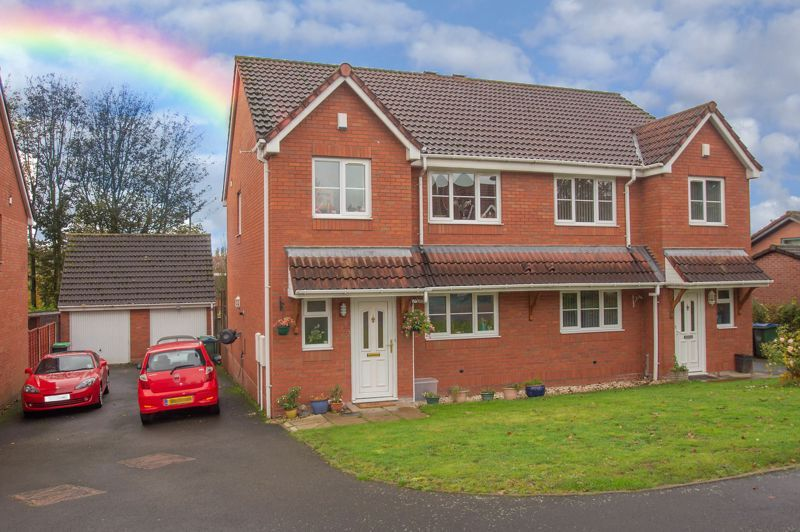 3 bed house for sale in Tromans Close - Property Image 1