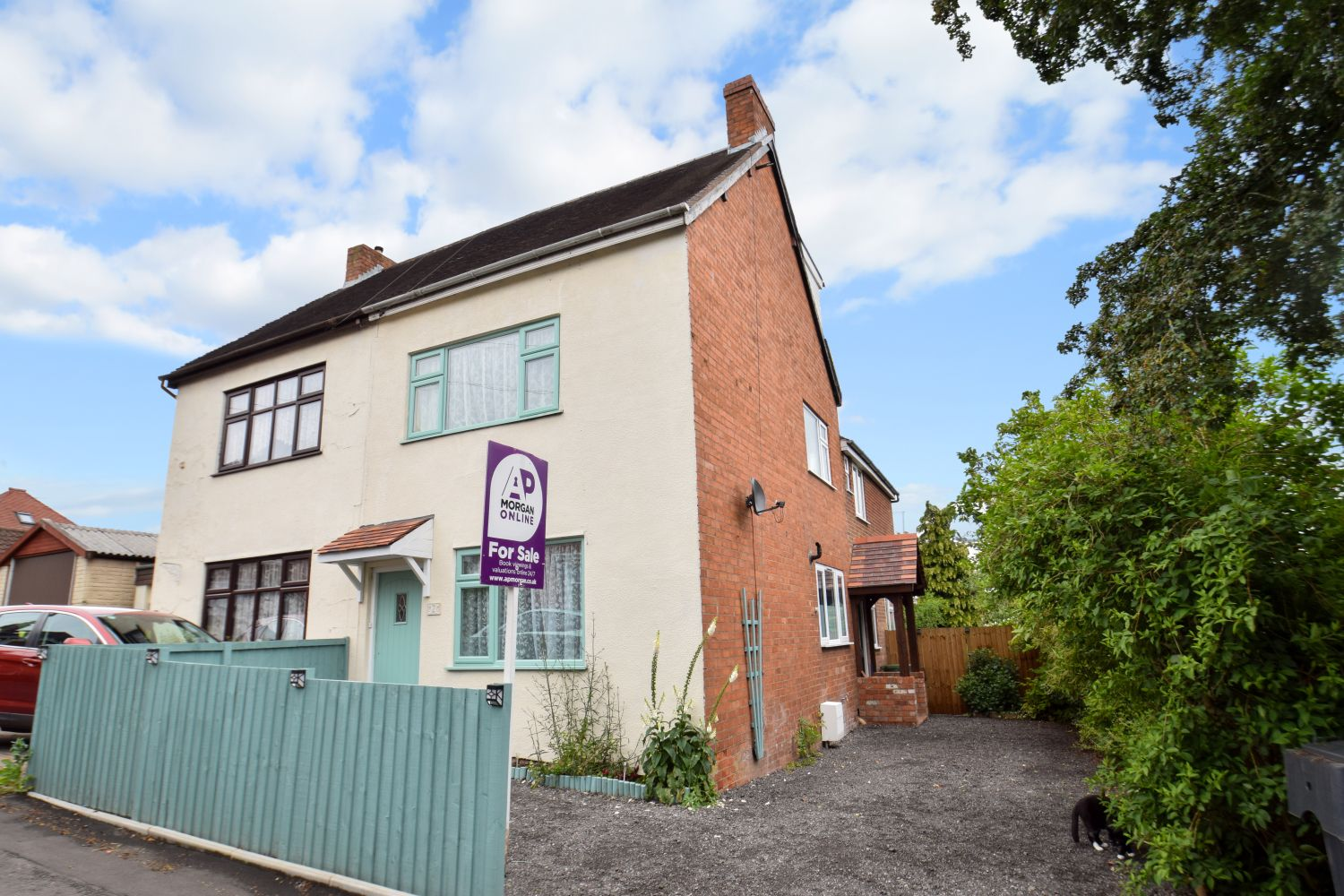 4 bed semi-detached for sale in Upland Grove, Bromsgrove, B61 - Property Image 1