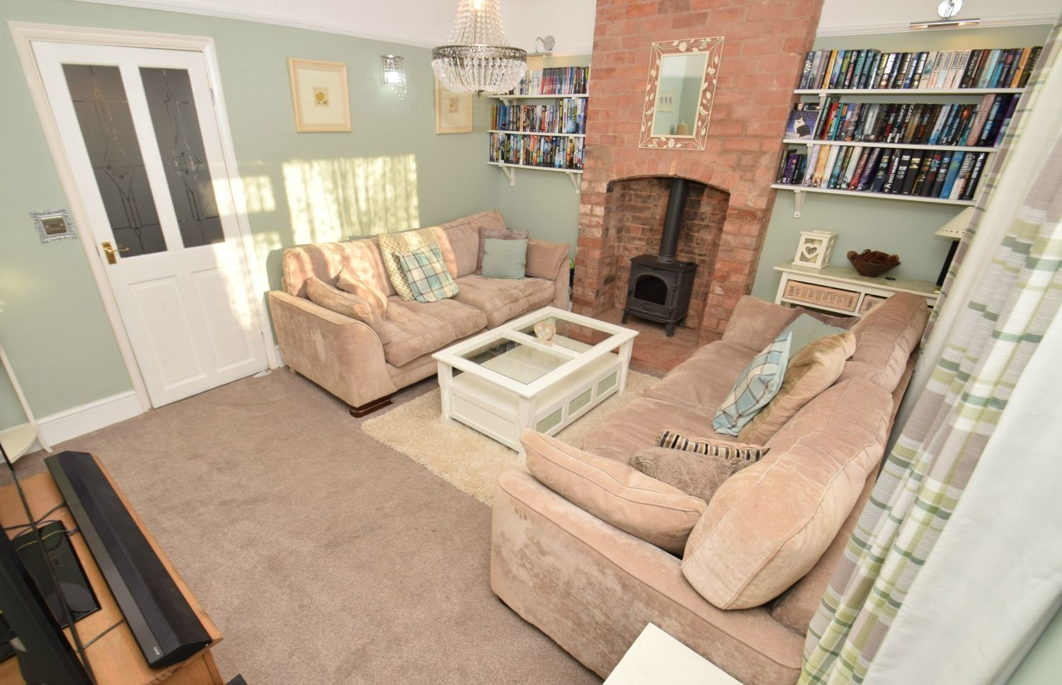 4 bed semi-detached for sale in Upland Grove, Bromsgrove, B61  - Property Image 3
