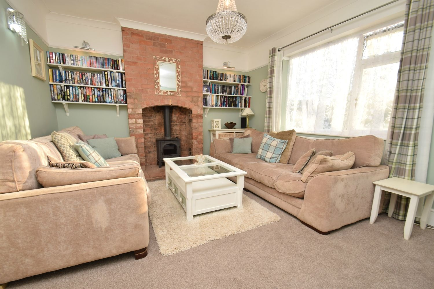 4 bed semi-detached for sale in Upland Grove, Bromsgrove, B61 5