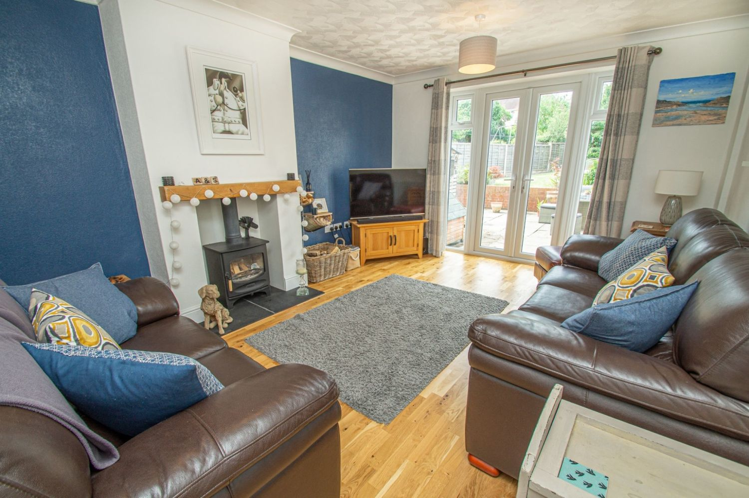 3 bed semi-detached for sale in Princes Road, Norton, Stourbridge  - Property Image 2