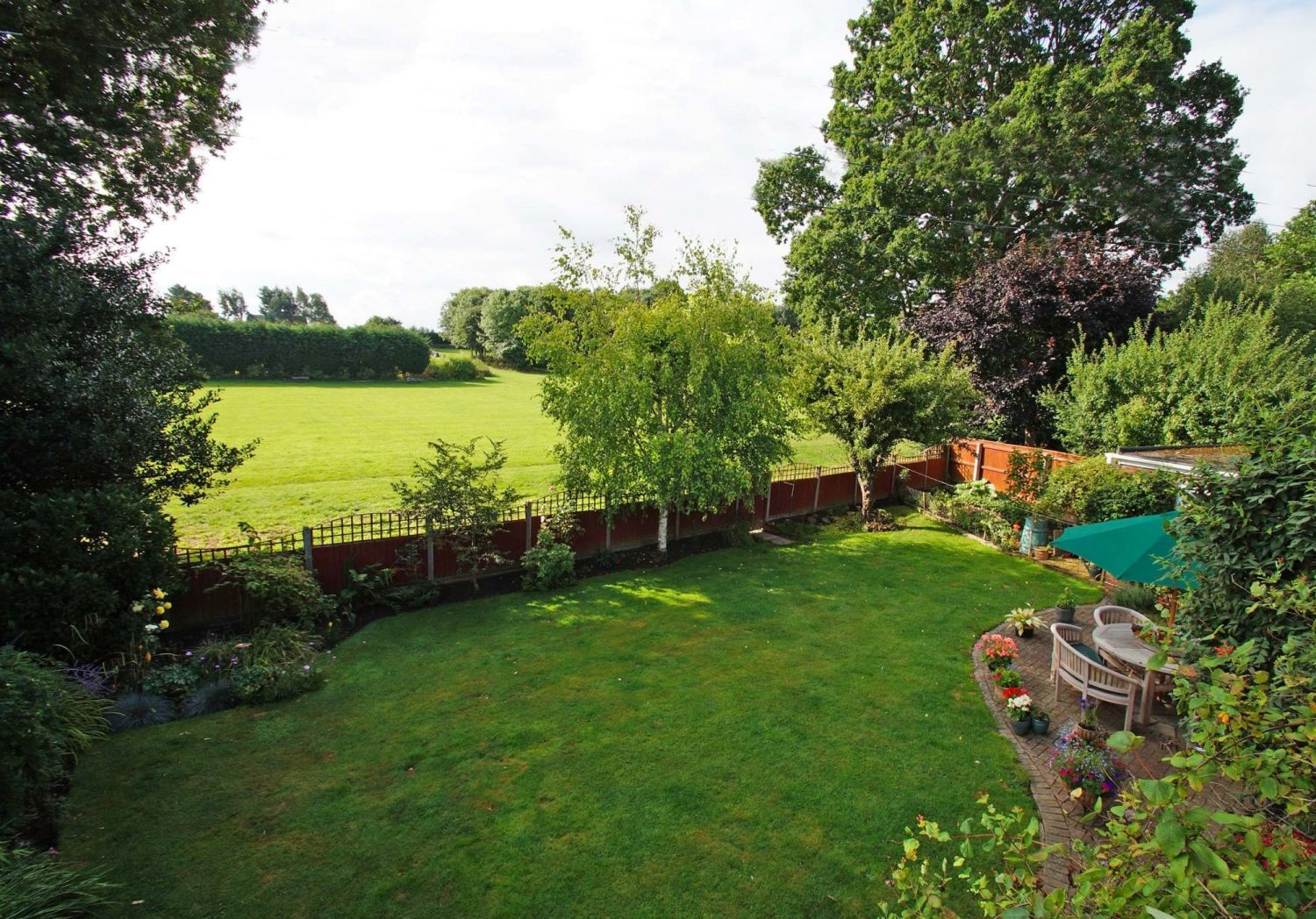 4 bed detached for sale in St. Richards Close, Wychbold 17