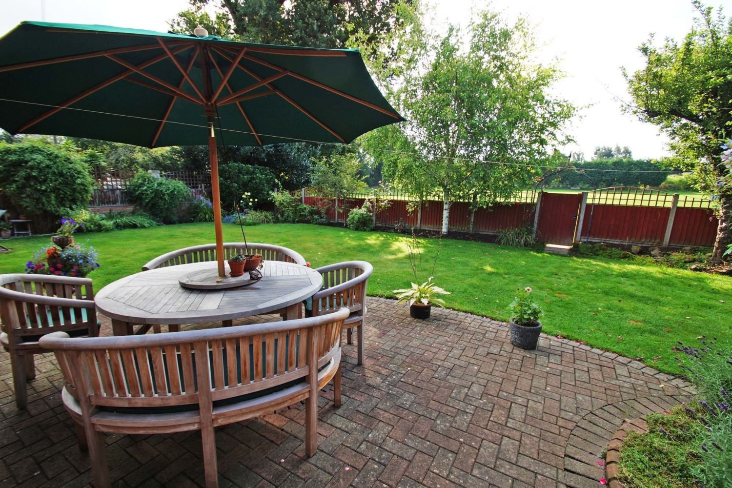 4 bed detached for sale in St. Richards Close, Wychbold 18