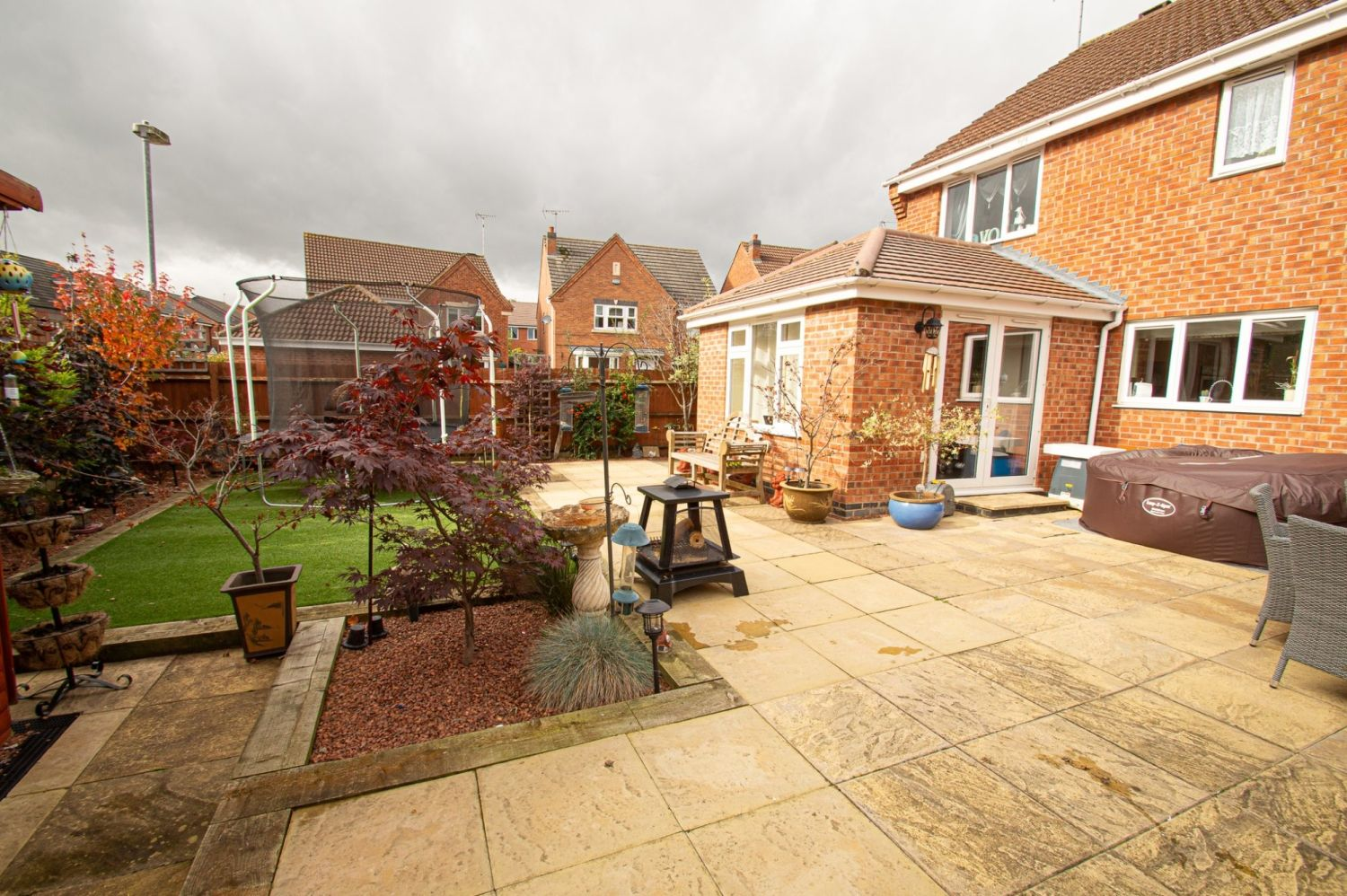 4 bed detached for sale in Harris Close, Greenlands  - Property Image 14