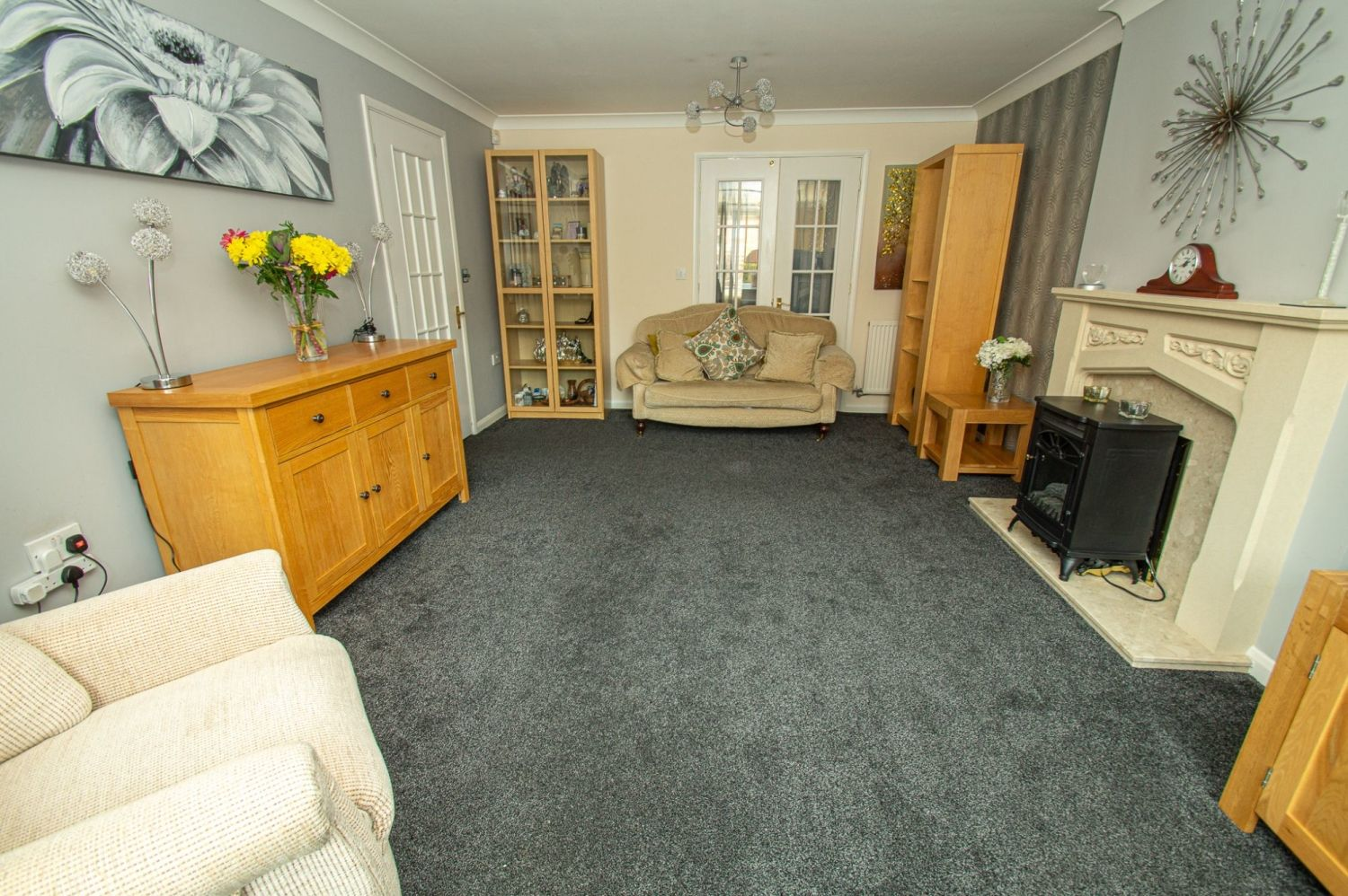 4 bed detached for sale in Harris Close, Greenlands  - Property Image 3