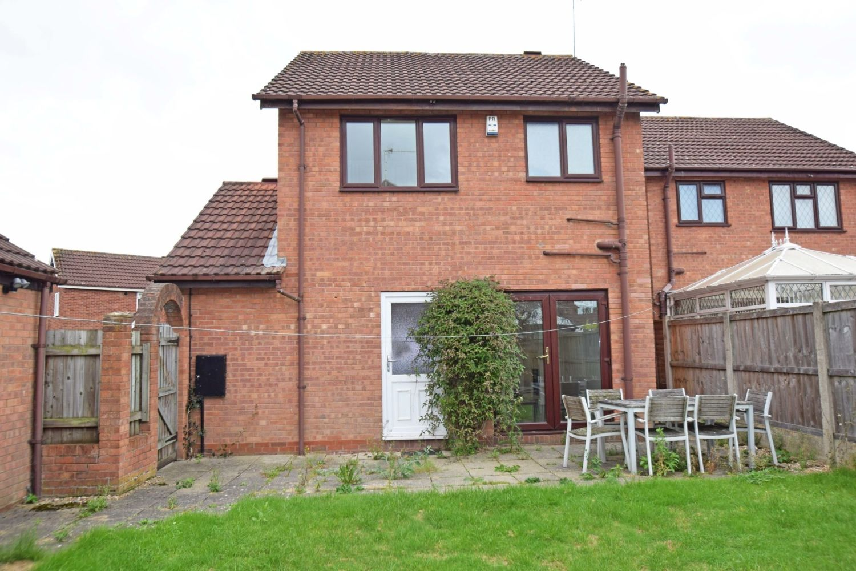 3 bed detached for sale in Avon Close, Stoke Heath, Bromsgrove, B60 13