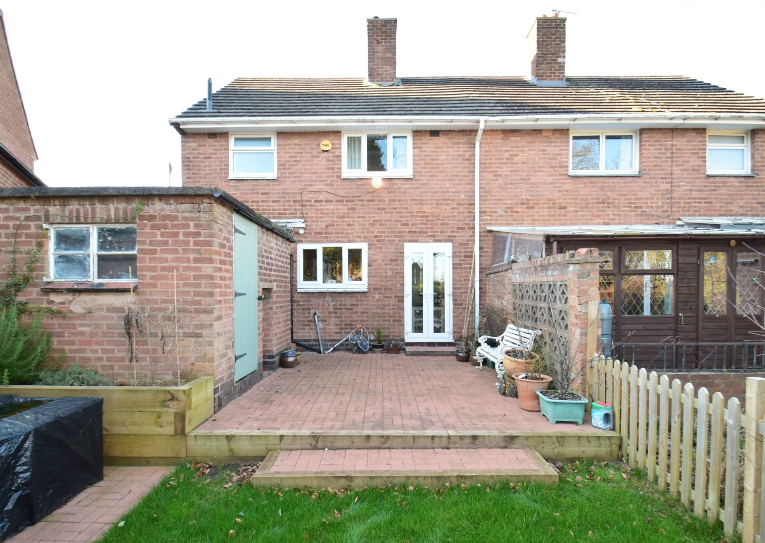 3 bed semi-detached for sale in Shepley Road, Rednal 21