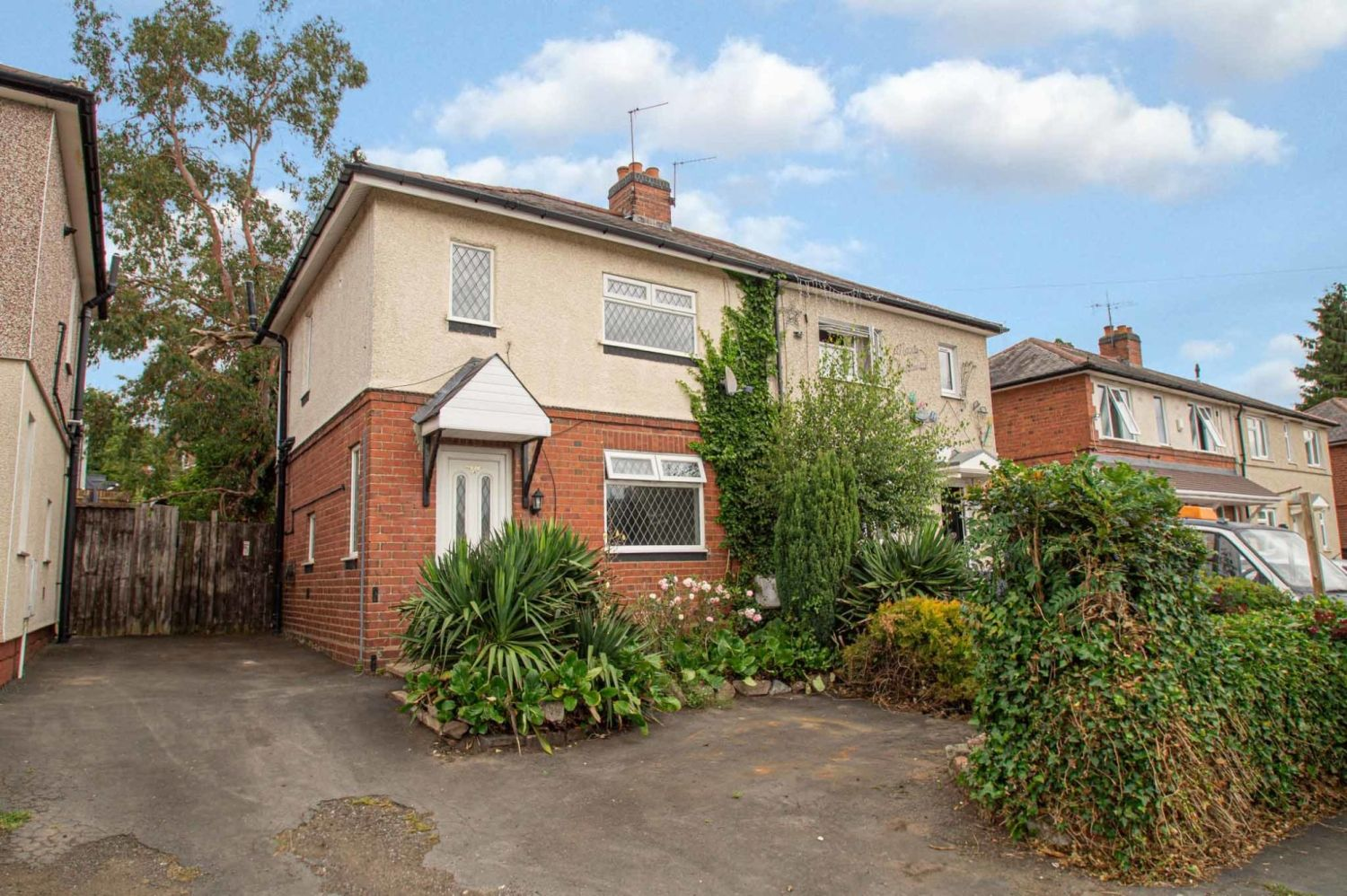 2 bed semi-detached for sale in Rookery Avenue, Brierley Hill  - Property Image 1