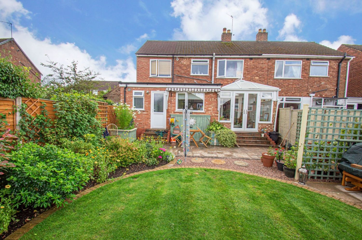4 bed semi-detached for sale in Wheatcroft Close, Halesowen 20