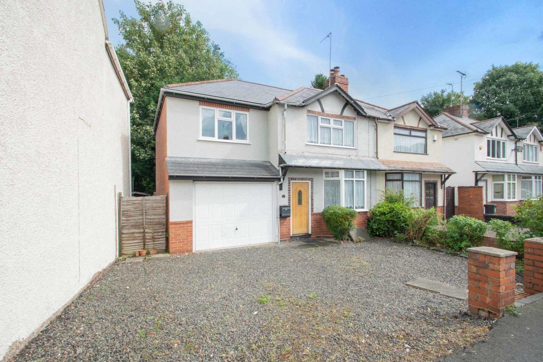 3 bed semi-detached for sale in Butchers Lane, Halesowen - Property Image 1