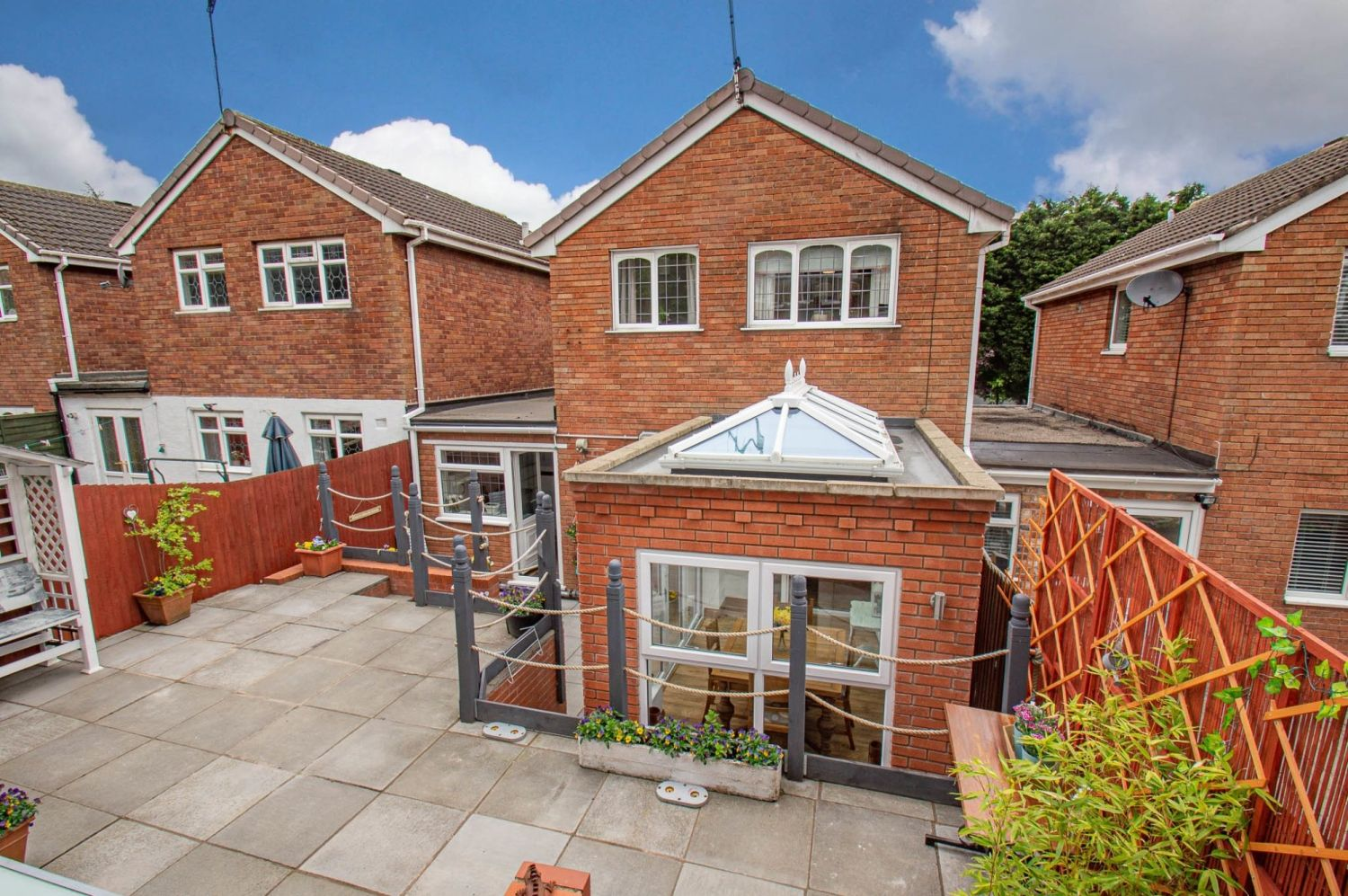 3 bed link-detached-house for sale in Nottingham Way, Brierley Hill  - Property Image 14