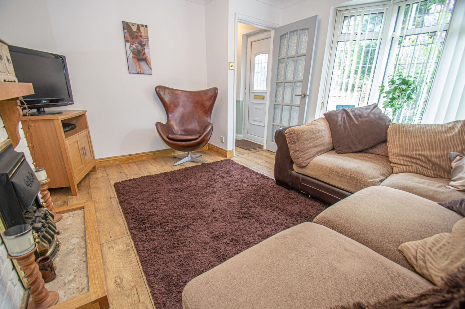 3 bed link-detached-house for sale in Nottingham Way, Brierley Hill 3