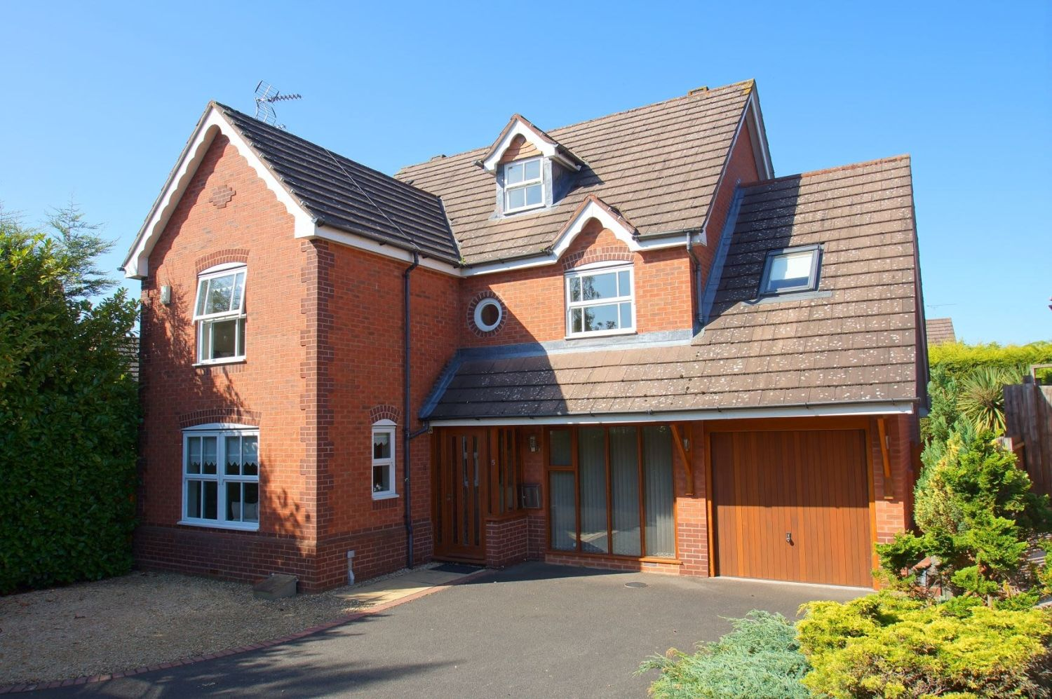 4 bed detached for sale in Acre Lane, Webheath 1