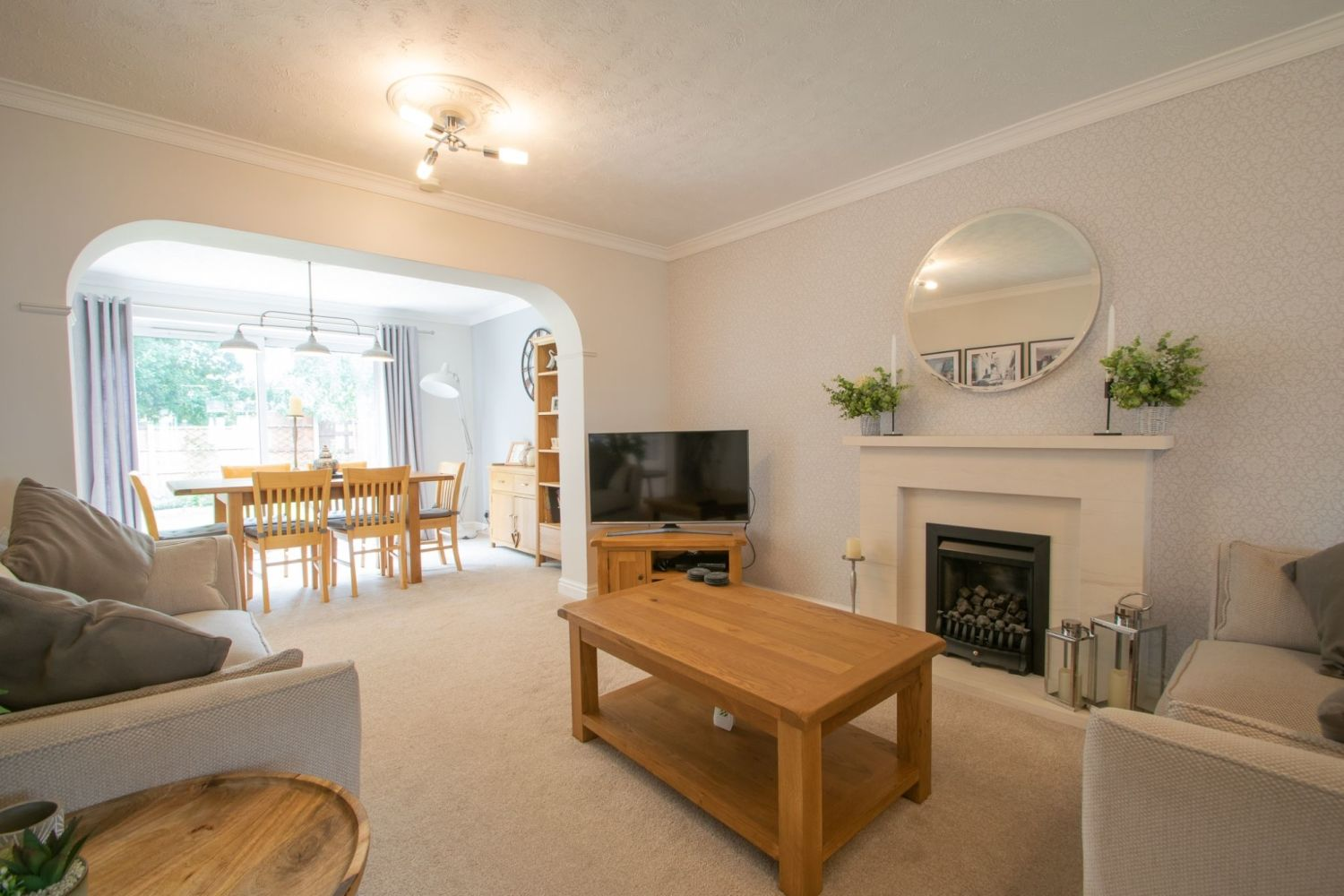 3 bed detached for sale in Clyde Avenue, Halesowen  - Property Image 4