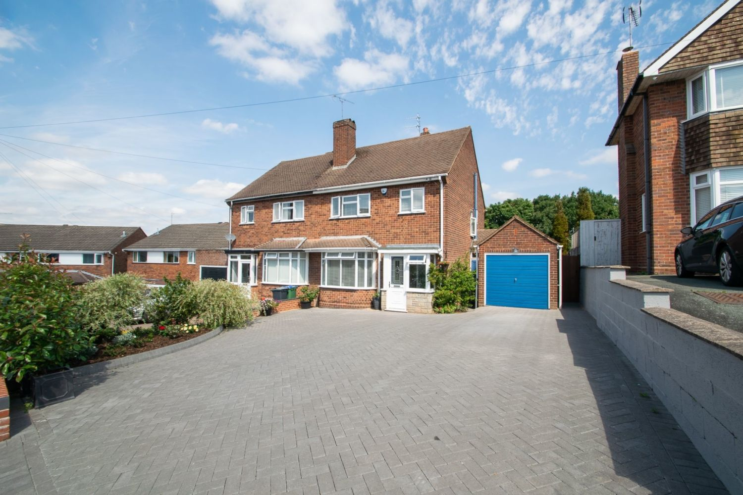 3 bed semi-detached for sale in High Haden Crescent, Cradley Heath - Property Image 1