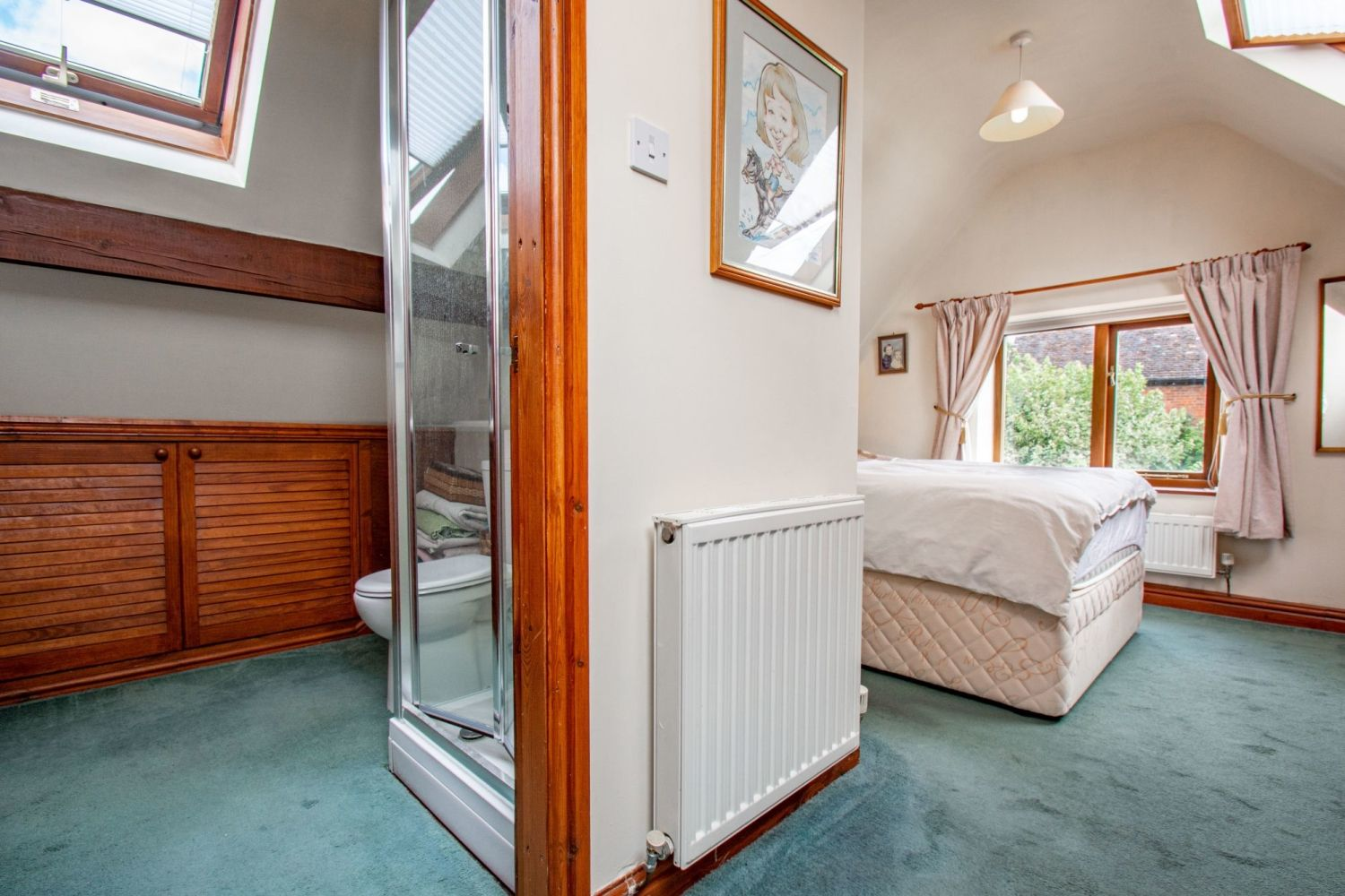 4 bed barn-conversion for sale in Poolhouse Barn, Sugarbrook Lane, Stoke Pound  - Property Image 11