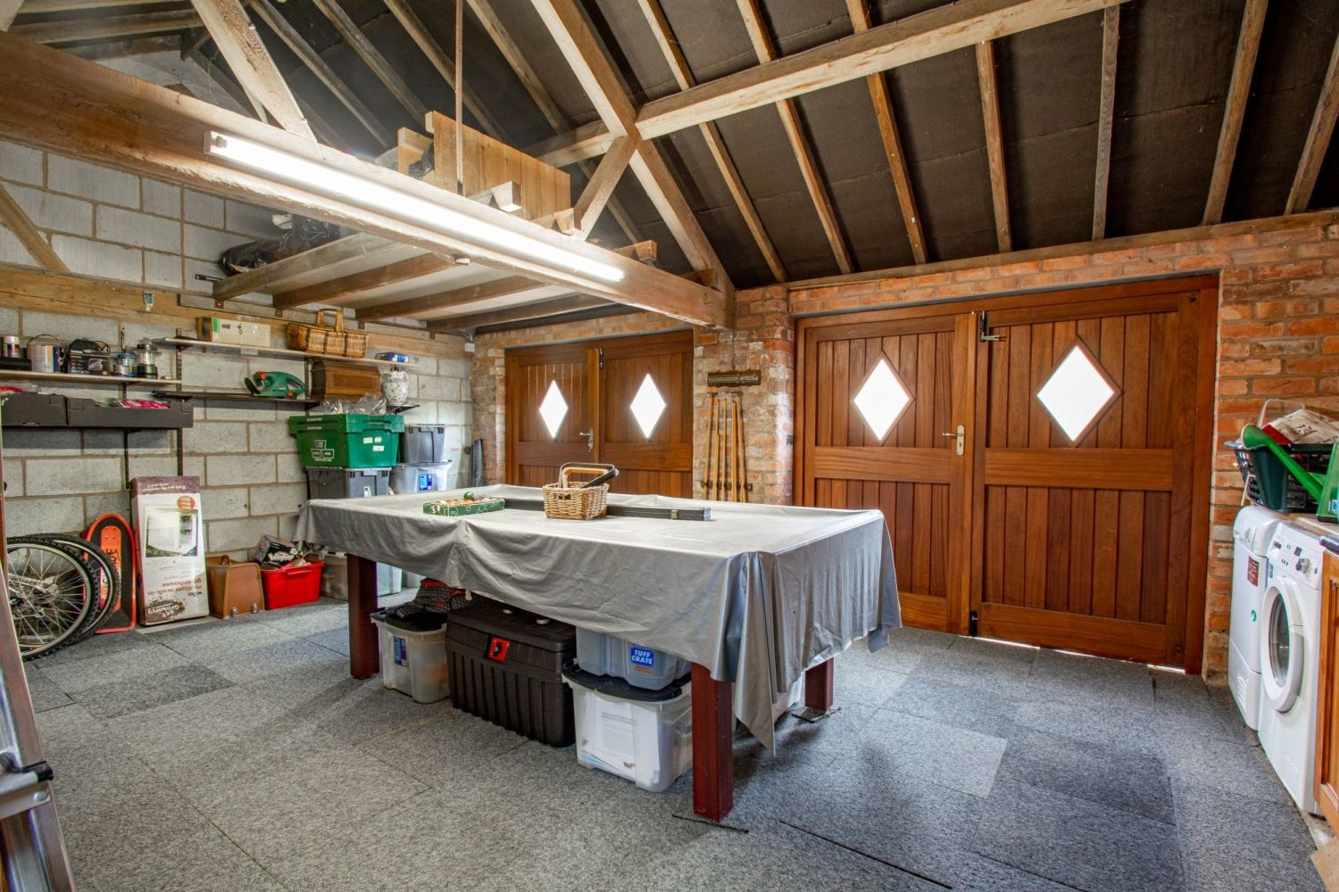 4 bed barn-conversion for sale in Poolhouse Barn, Sugarbrook Lane, Stoke Pound 17
