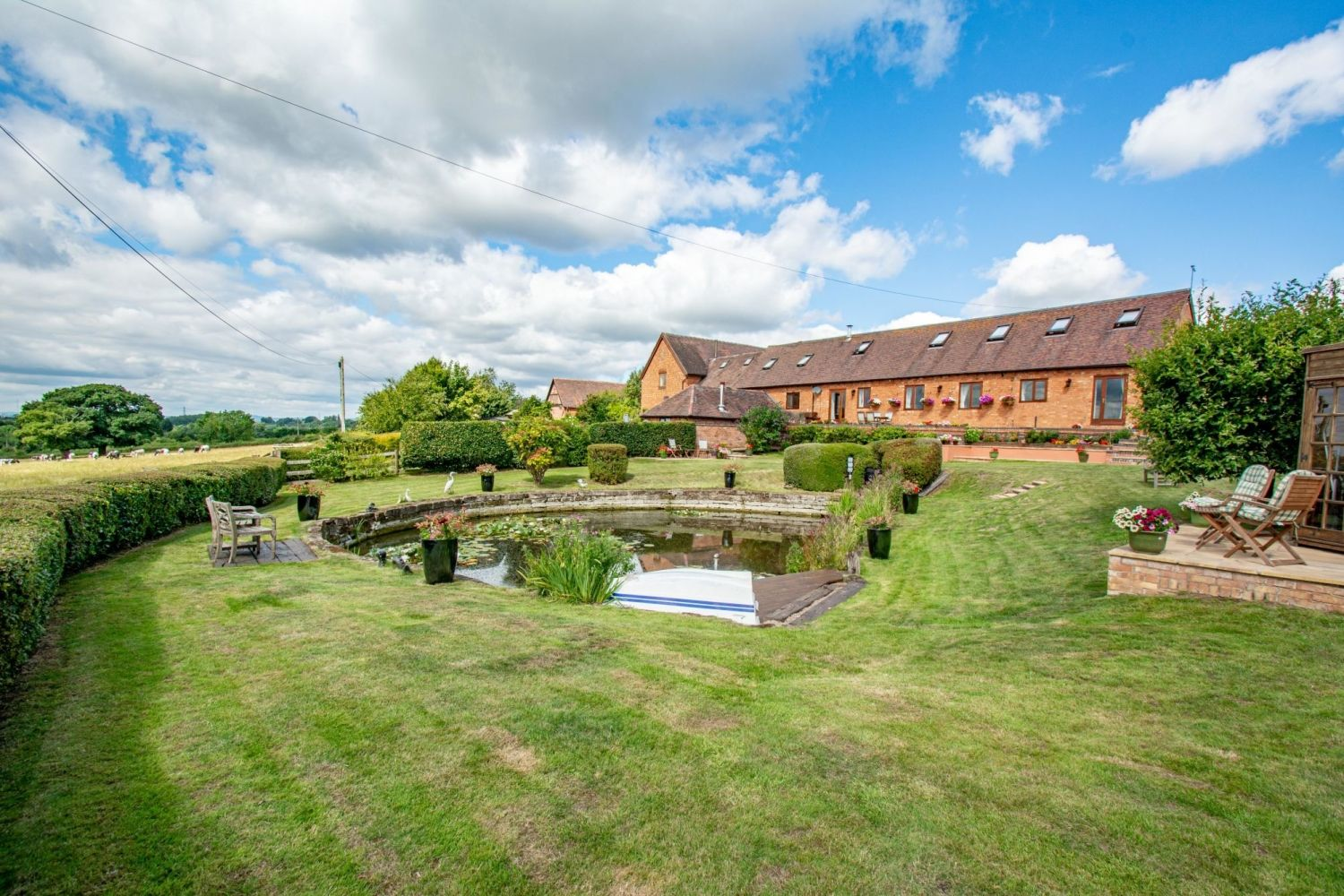 4 bed barn-conversion for sale in Poolhouse Barn, Sugarbrook Lane, Stoke Pound 19