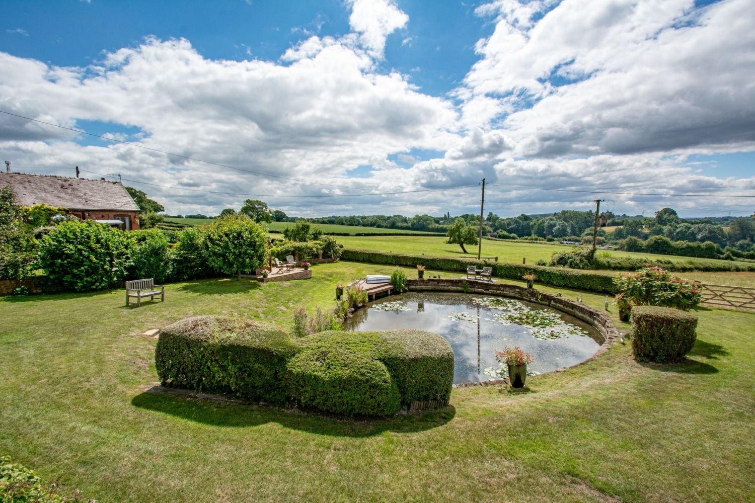 4 bed barn-conversion for sale in Poolhouse Barn, Sugarbrook Lane, Stoke Pound  - Property Image 20