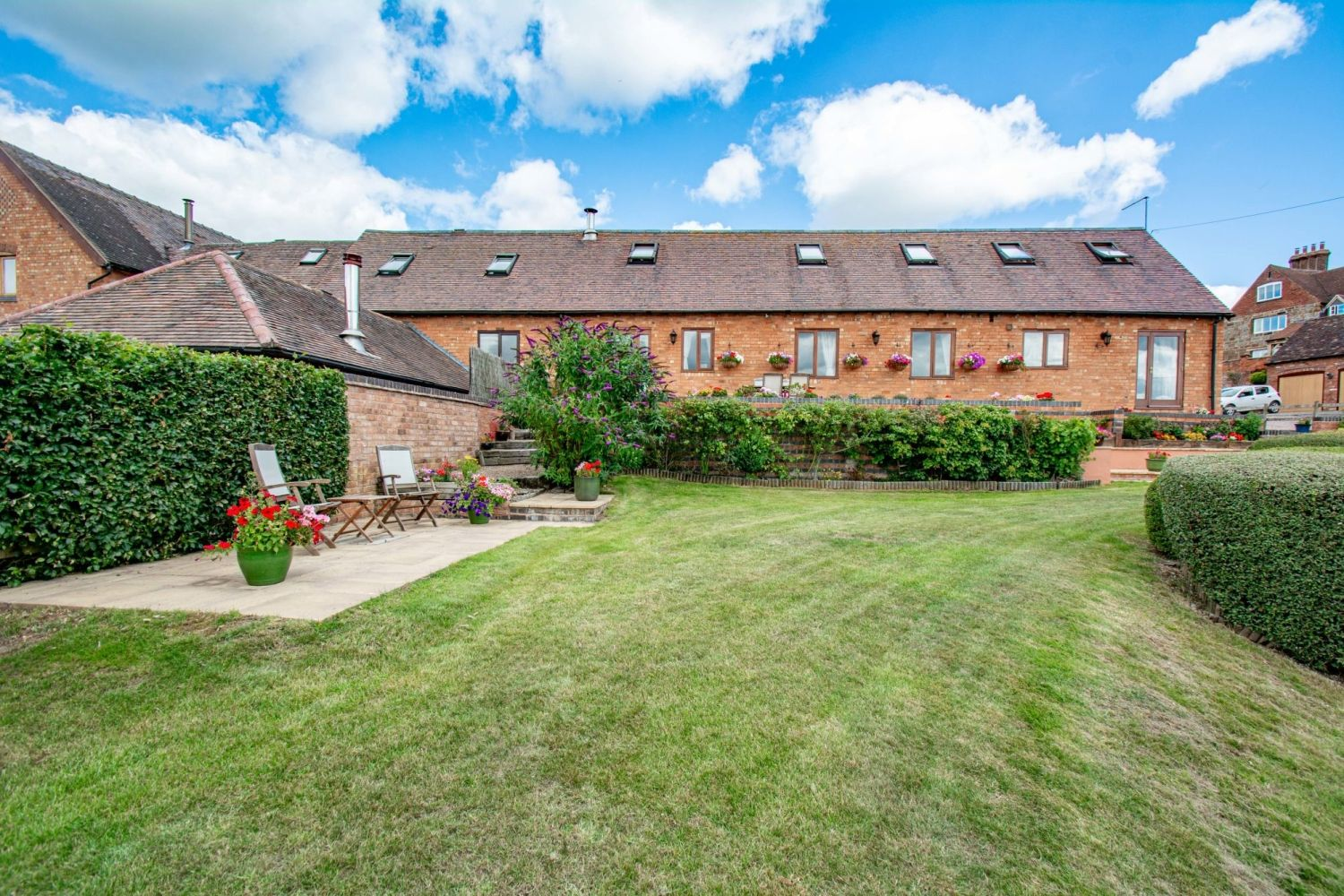 4 bed barn-conversion for sale in Poolhouse Barn, Sugarbrook Lane, Stoke Pound  - Property Image 22