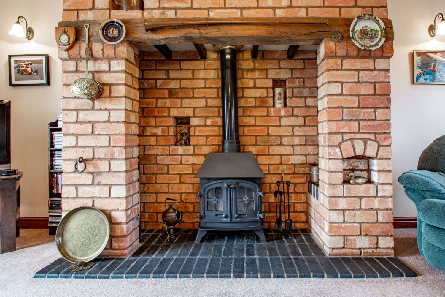 4 bed barn-conversion for sale in Poolhouse Barn, Sugarbrook Lane, Stoke Pound  - Property Image 7