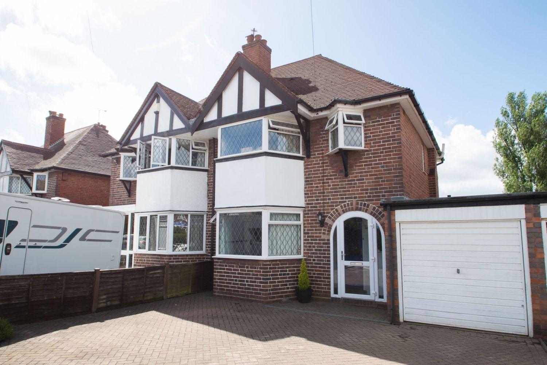 3 bed semi-detached for sale in Howley Grange Road, Halesowen - Property Image 1